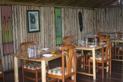 The Gorilla resort bwindi